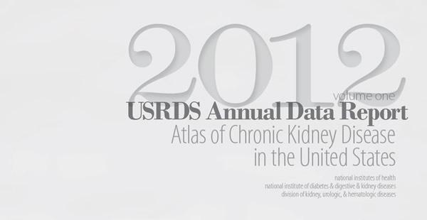 Atlas de Enfermedad Renal Crónica en los Estados Unidos.